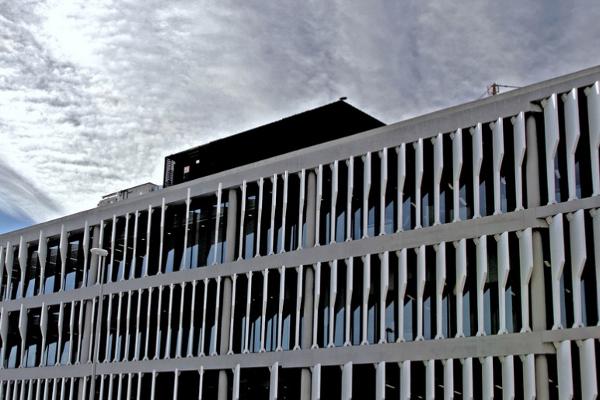 Bbva las tablas dom tica edificios singulares iddom tica for Bbva oficina central