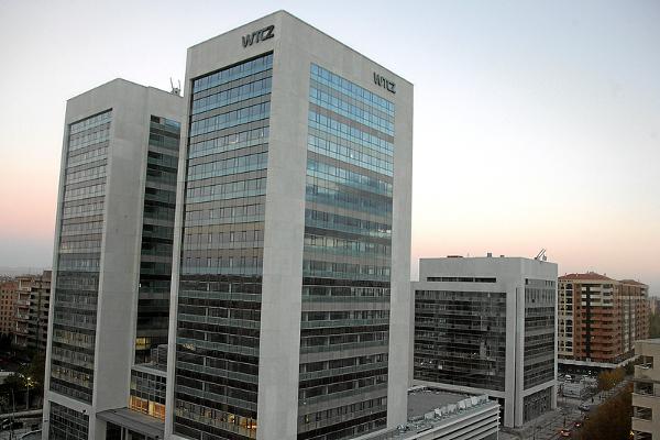 oficinas dkv dom tica edificios singulares iddom tica