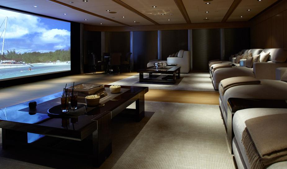 Cine en casa stunning cine en casa with cine en casa - Sala de cine en casa ...