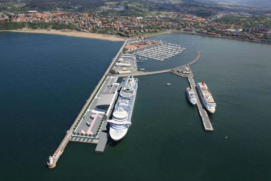 domotica estacion portuaria getxo