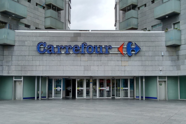 Carrefour pamplona dom tica edificios singulares - Carrefour oficinas centrales madrid ...